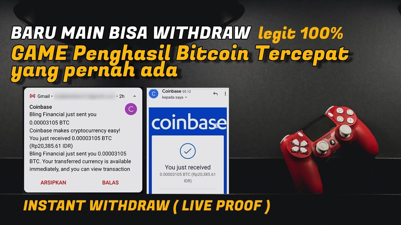 cara mendapatkan bitcoin gratis tanpa letét