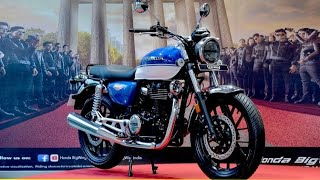 Honda H'ness CB350 // Exhaust Sound, PRICE, Review, Mileage, Specifications, Colours