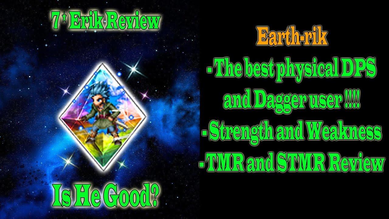 Final Fantasy Brave Exvius Global Erik Dq Xi S Review Guide4gamers