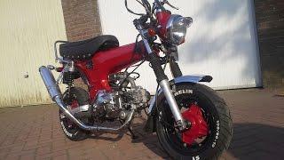 Rebuilding my 50cc Skyteam Dax