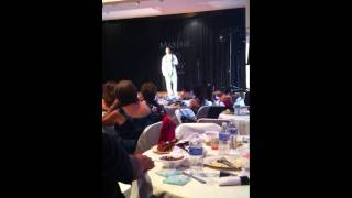 Gary's special song for his bride, Maxine :)