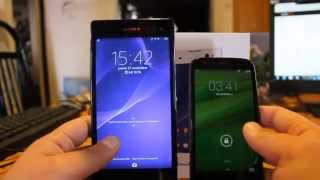 Sony Xperia® C3 Unboxing & Experience (Español)