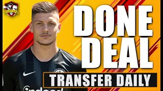DONE DEAL!! Real Madrid sign Luka Jović for £60m | Transfer Daily