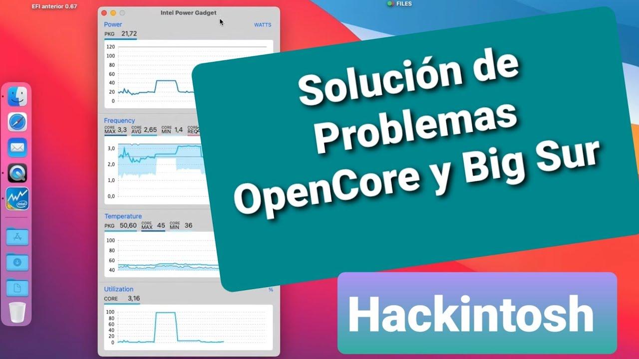 Hakintosh HUANANZHI X99 F8 Nuevo EFI (Solución de problemas Open Core)