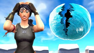 How To Open THE ICE BALL in Fortnite Battle Royale!