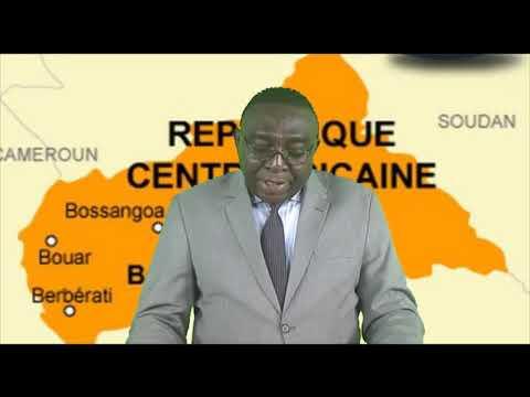 Communiqué Gouvernemental suite aux affrontements à Bangui