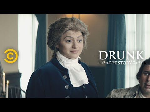 Alexander Hamilton's Salacious Sex Scandal (feat. Lin-Manuel Miranda) - Drunk History