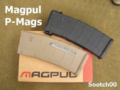 Magpul Pmag 30 rd magazine review