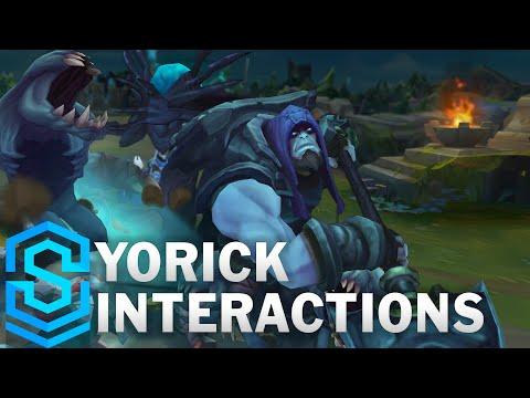 Yorick Special Interactions