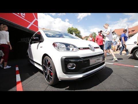 Das ist der NEUE VW Up! GTI | Wörthersee 2017 Volkswagen Release /// Lets Drive ///