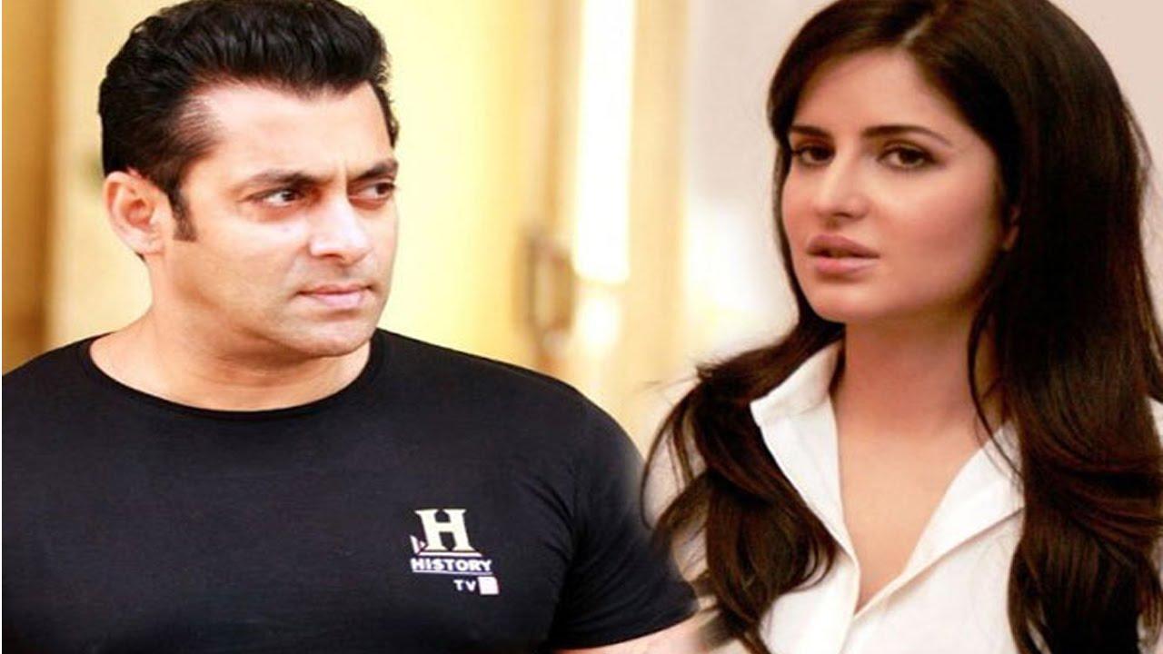Katrina Kaif prooves her love for Salman Khan - YouTube