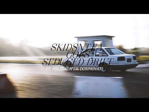 Skids'ntea goes Seduced ft. Polderlife | SeduceDrift 2019