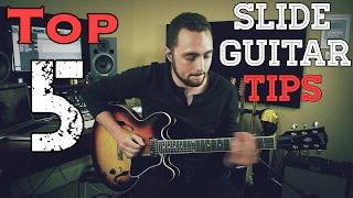 TOP 5 WAYS TO IMPROVE YOUR SLIDE PLAYING!