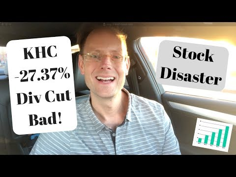URGENT UPDATE: THIS STOCK CUTS DIVIDEND & TANKS (Dividend Investing Vlog #3)