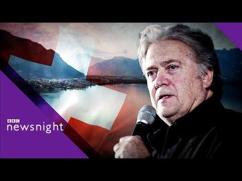 Switzerland: The cradle of populism? - BBC Newsnight