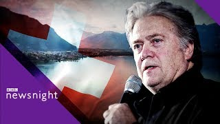 Switzerland: The cradle of populism? - BBC Newsnight