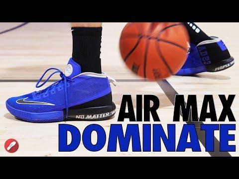 Nike Air Max Dominate Performance
