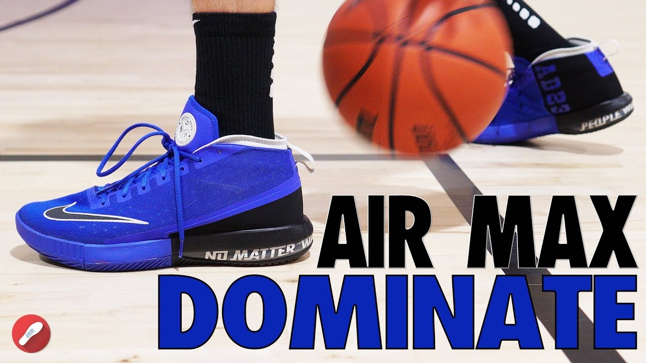 Nike Air Max Dominate Performance Review!