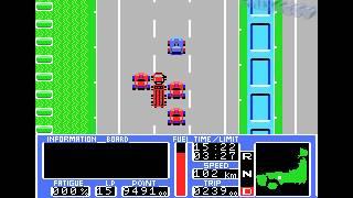 MSX PAYLOAD Long Play / 頑張れトラックボーイ ペイロード
