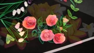 Papercraft - Flores de Quilling