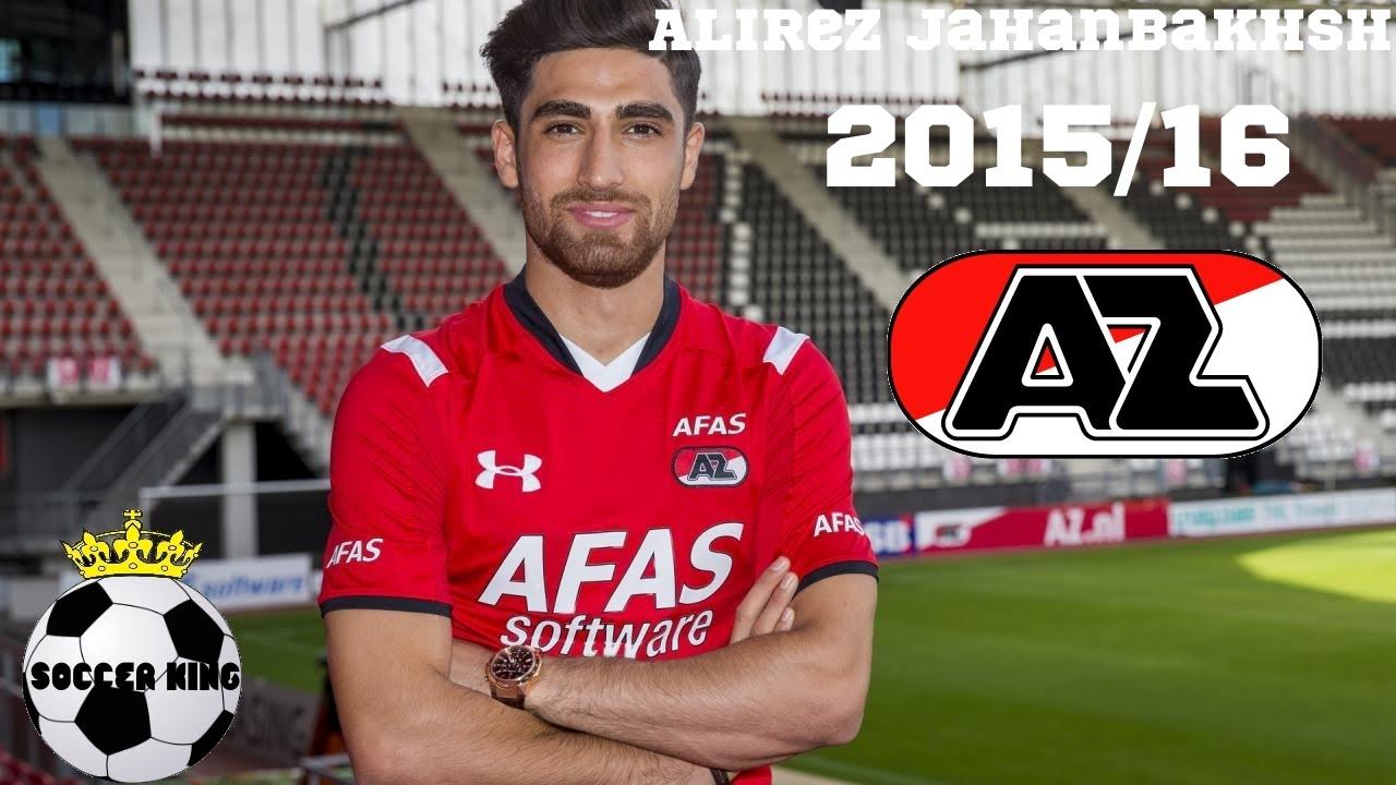 Alireza Jahanbakhsh- Best Goals/Skills/Assists 2015/16 HD