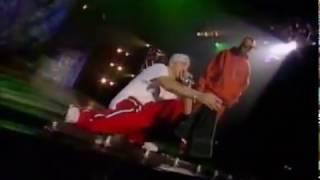 Eminem - Drug Ballad - Live At Los Angeles 2001