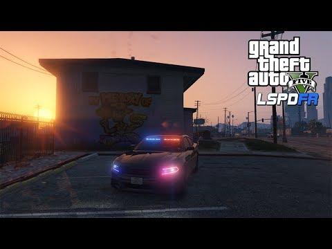 Arrest Warrant Task Force (GTA 5 LSPDFR Police Mod)