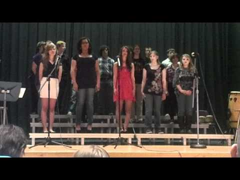 Ritchie County High School Choir 2
