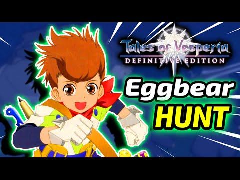 Eggbear Hunt! |Tales Of Vesperia Definitive Edition |