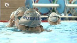 ВЗГЛЯД ИЗНУТРИ - Cинхронное плавание. Часть 3(Готова ли к Олимпиаде сборная России по синхронному плаванию? Подробности одной из последних тренировок..., 2012-07-27T00:36:18.000Z)