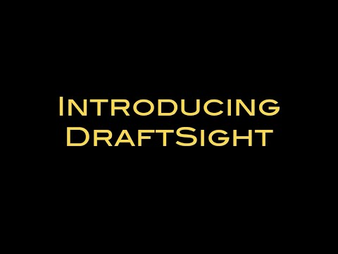 EagleRock's Introduction to DraftSight (1 of 6)