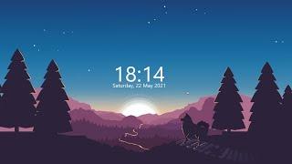How to Add Clock Widget in Windows 10 screenshot 3