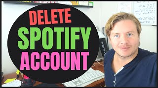 How To Delete Your Spotify Account On Phone 2020