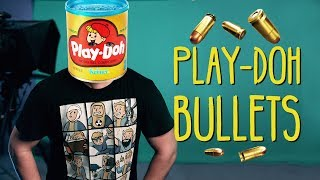 Mixing Practical & Visual Effects: Play-Doh, Blood and Bullets