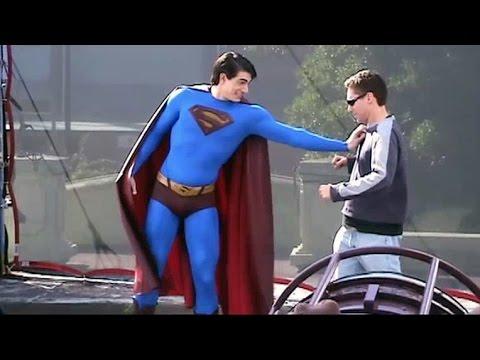 Superman Classic Skinsuit