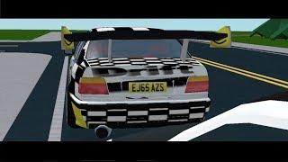 Drift Nation Roblox - having some fun drifting