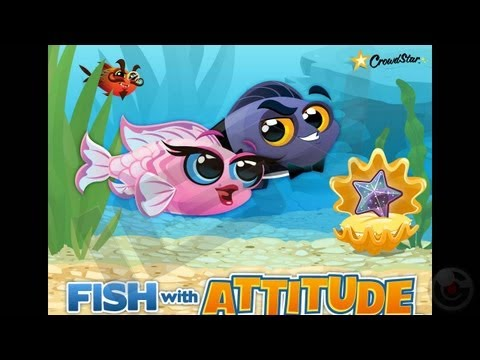 Fish With Attitude - IPhone Gameplay Video