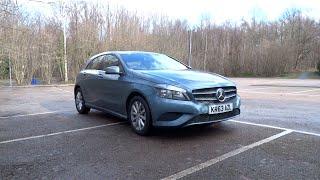 Mercedes Benz A Class 2013 Videos