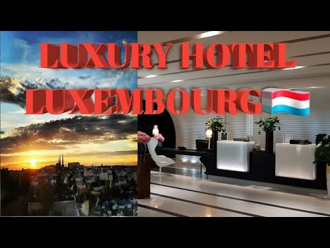 Sofitel Luxembourg Le Grand Ducal: 5 Star Hotel- Restaurant and Food Review 2020