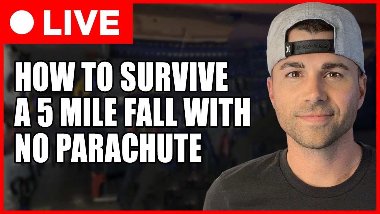 FINAL SCIENCE CLASS- How to Survive a 5 Mile Fall with No Parachute