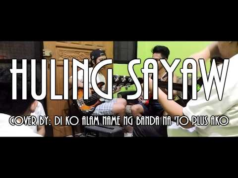 Huling Sayaw ni bes (Huling Sayaw by Kamikazee cover) | Halukay Sa Baul Clips