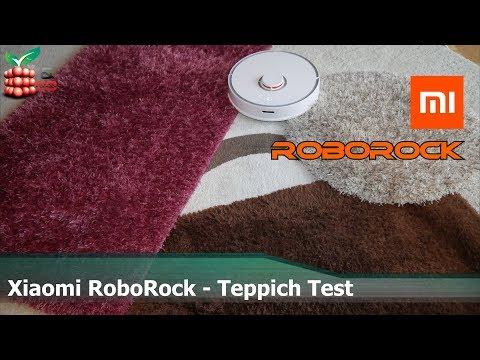 Xiaomi RoboRock - Der Teppich Test [DEUTSCH]