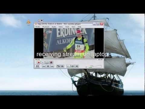VideoLAN (VLC Player) TV Tuner Streaming Tutorial
