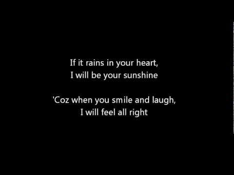 Touch Me, Hold Me, Hug Me, Kiss Me (Original Song)