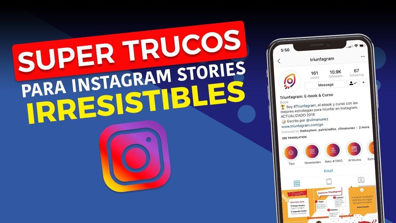 Fondos Para Historias De Instagram Trucos Ideas Y Recursos