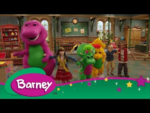 Barney - We're a Happy Family