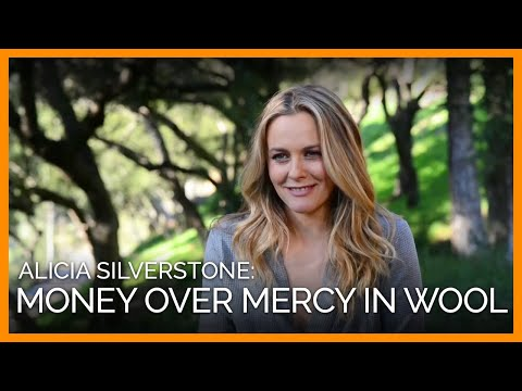 Alicia Silverstone On the Wool Industry's Money Over Mercy