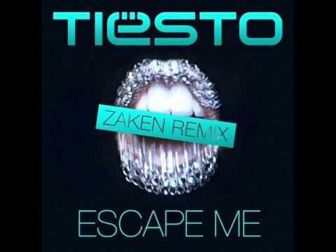 escape me tiesto mp3