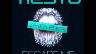 Tiesto feat. C.C. Sheffield - Escape Me (Zaken Remix)
