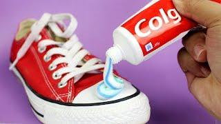 5 Trucos para que nuestros zapatos